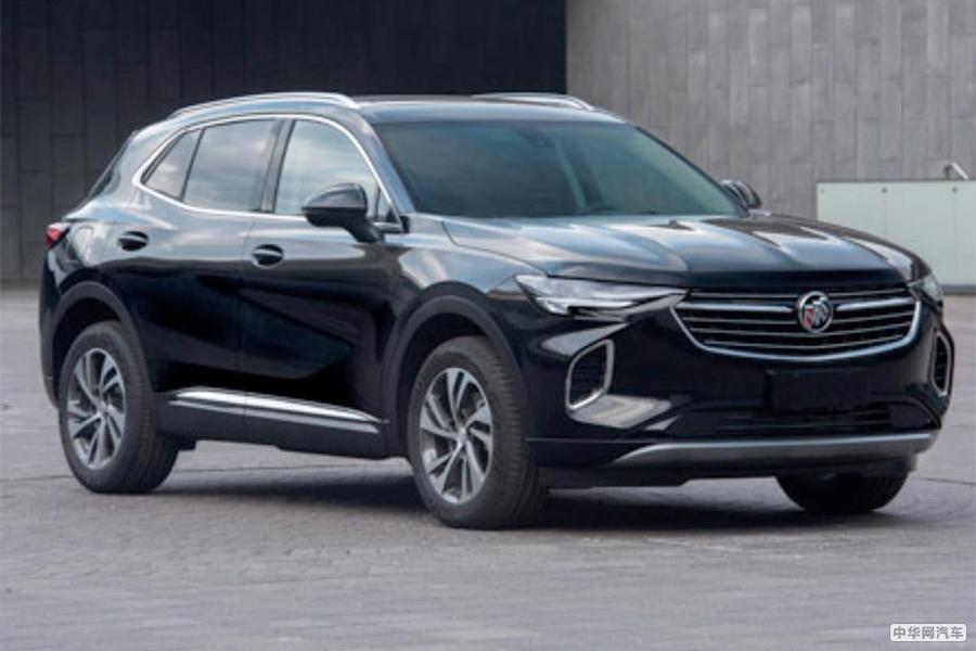 """[行情]或下半年上市 别克全新SUV命名为""""昂科威S"""""""