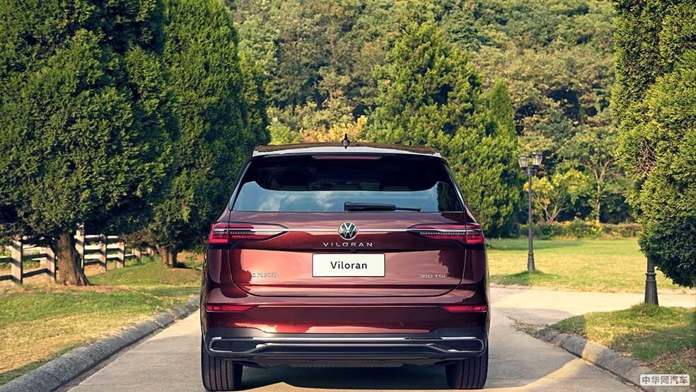 预售价35-40万元 上汽大众Viloran正式开启预售