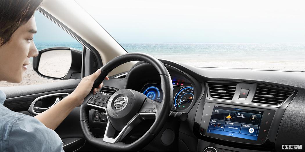补贴后售15.30万 日产轩逸·纯电舒适版车型上市