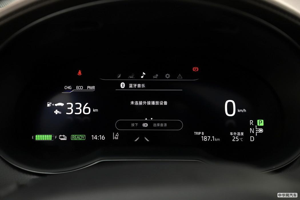 丰田C-HR EV 2020款 尊贵天窗版 组图