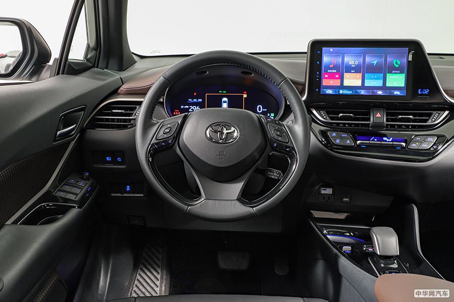 补贴后22.58万元起 广汽丰田C-HR EV正式上市