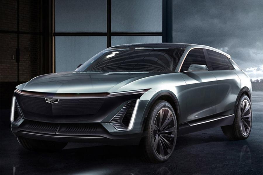 有望于下半年亮相 凯迪拉克推出纯电SUV车型
