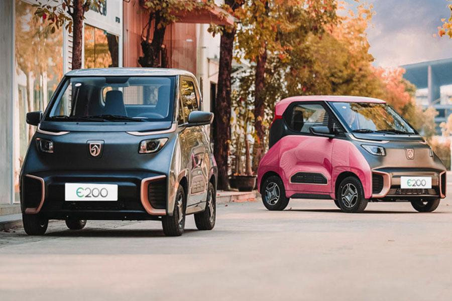母亲节最好的礼物 五万元纯电动车谁更值得买?