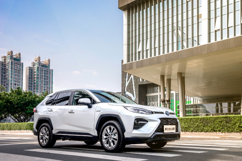 威兰达上市强势助力 广汽丰田4月销量63607台