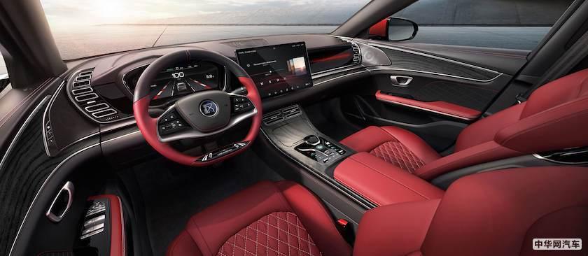 预估售价35.6-42.3万 比亚迪汉EV已于欧洲首发
