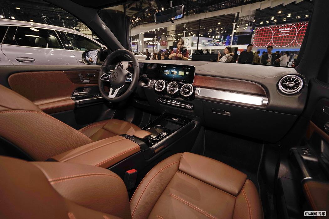 奔驰GLB 2020款 GLB 200 先型特别版 组图