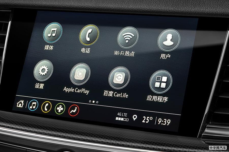 君威 2019款 GS 28T 豪华型 国VI 组图