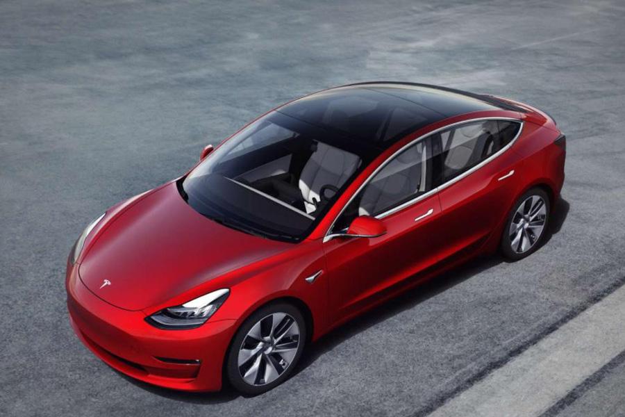 提前下线/近日交付 国产Model 3长续航版新消息