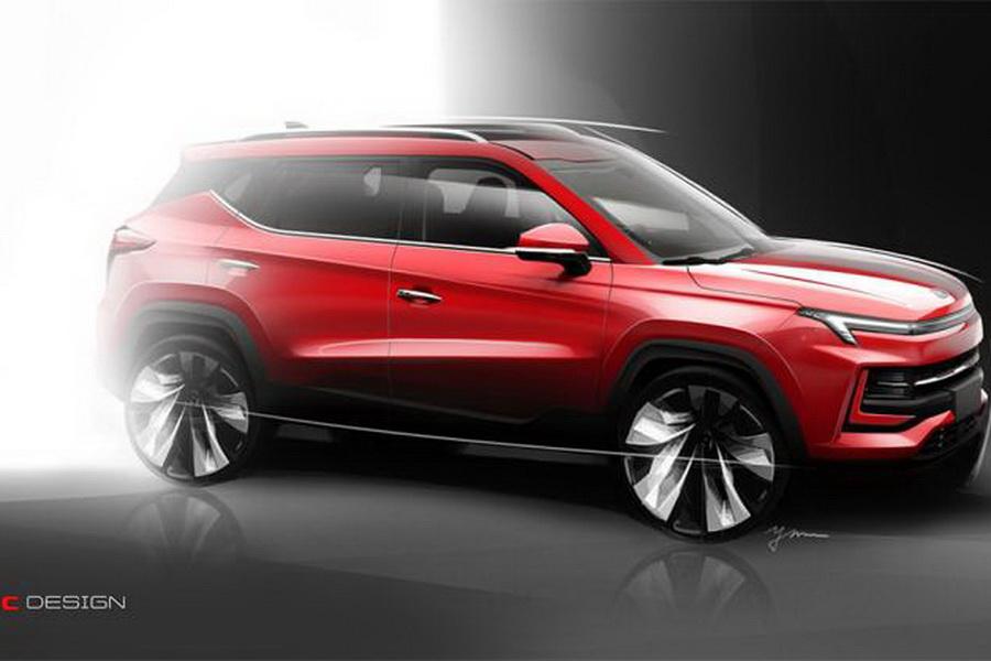 定位小型SUV 江淮嘉悦X4或将于6月正式上市