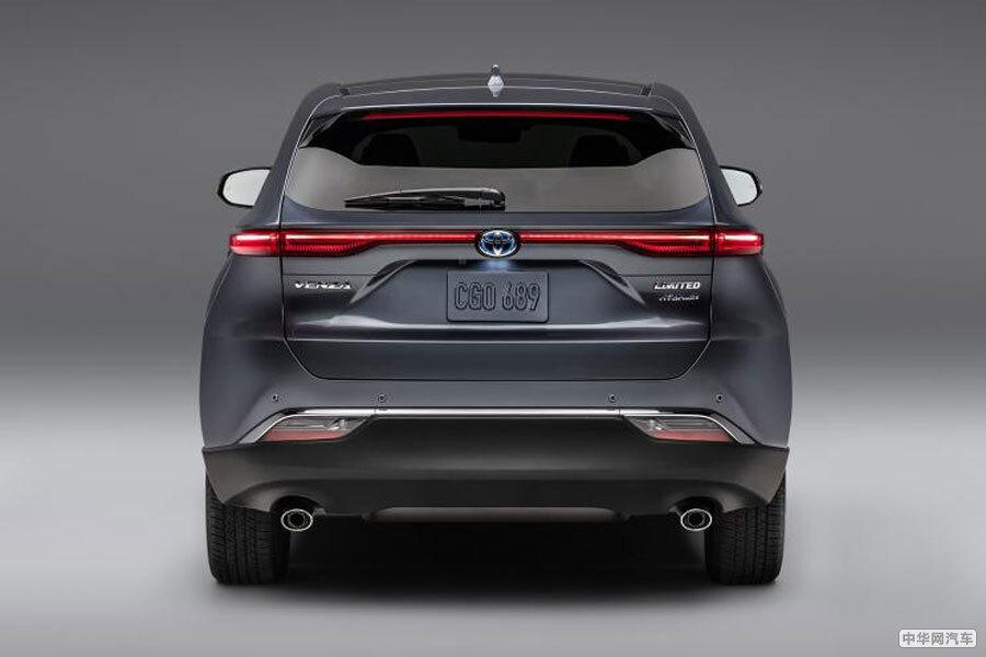 搭2.5L混动+四驱 全新一代丰田威飒即将回归