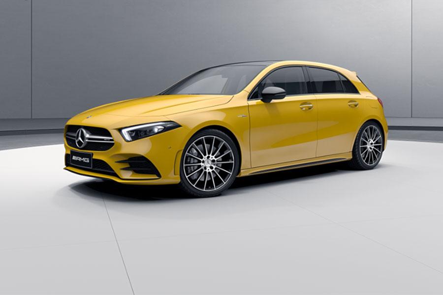 售价39.98万起 梅赛德斯AMG A 35 4MATIC上市
