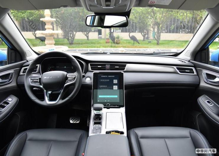 预售12.28-13.98万元 荣威RX5 PLUS将6月上市