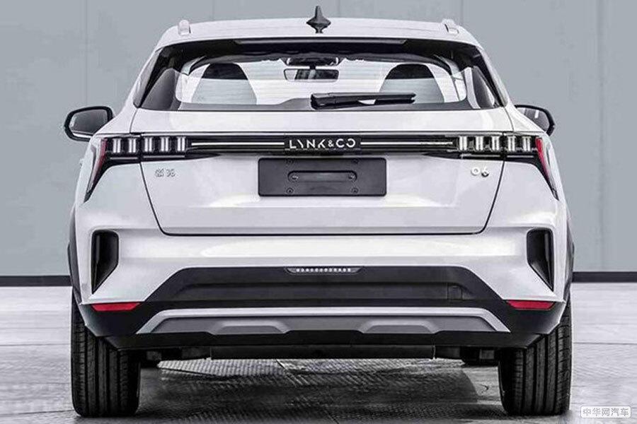 定位小型SUV/或8月份上市 疑似领克06预告图发布
