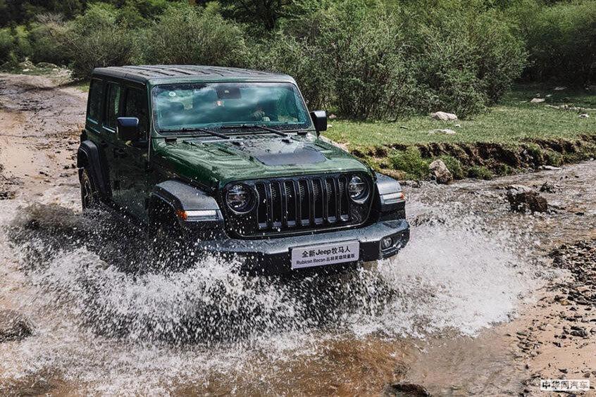 售价55.99万元 Jeep牧马人限量版正式上市