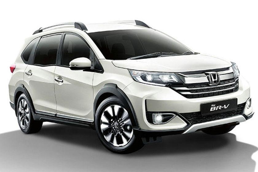 率先登陆东南亚市场 新款本田BR-V正式发布