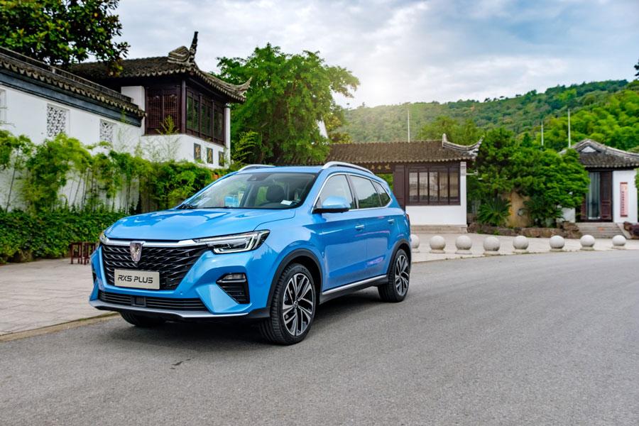 SUV/轿车系列双双破万 上汽荣威5月热销3.5万辆