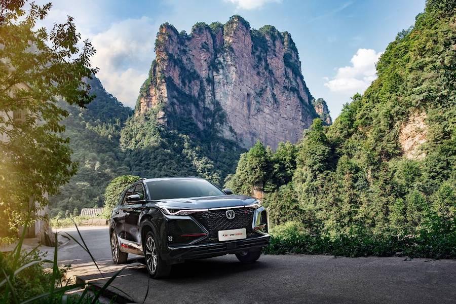 CS75同比大涨 166.4% 长安汽车发布5月份销量