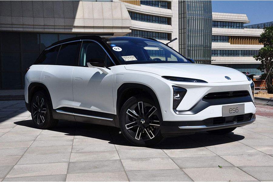 5月上险数据公布 蔚来ES6蝉联纯电SUV销冠
