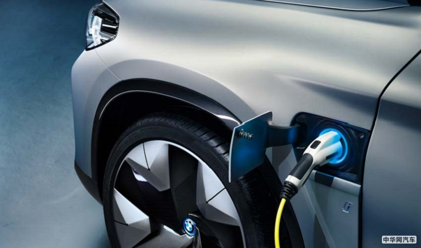 440km续航纯电动车 宝马iX3将于7月13日首发