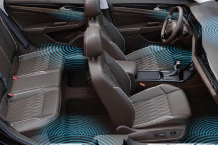 上汽大众帕萨特:一款时尚舒适又动感的B级车