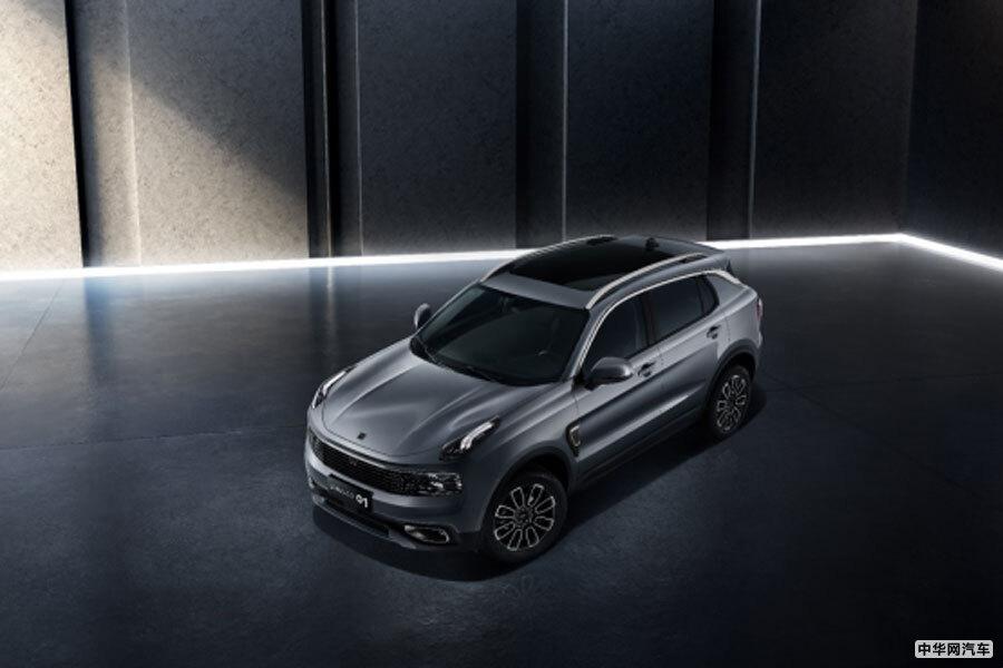 售价15.88万元 领克01纯Pro车型正式上市