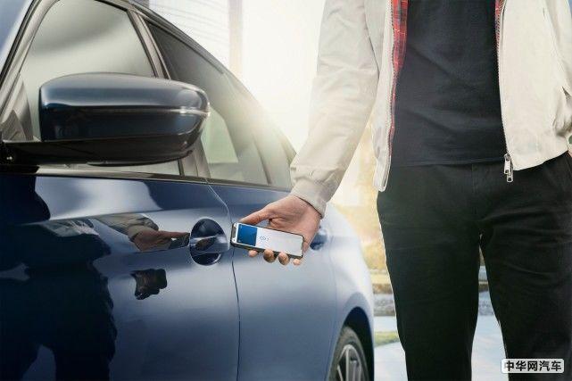 宝马为首批搭载车企 苹果今日发布数字汽车钥匙