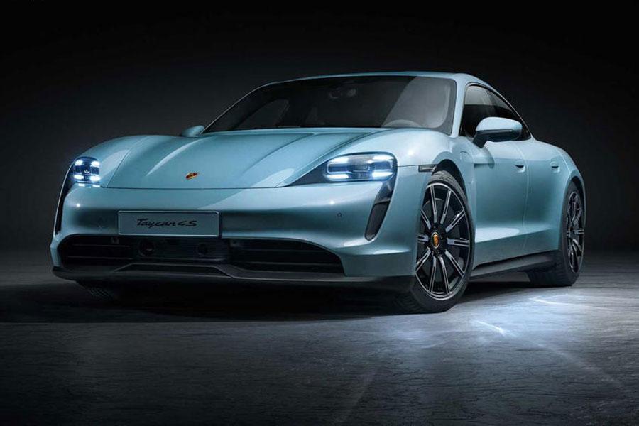 或6月29日公布售价 保时捷Taycan新车型首发在即
