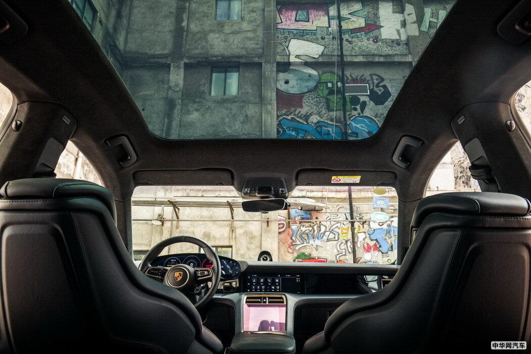Taycan 2019款 Taycan Turbo S 组图