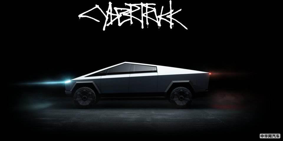 造型新奇 特斯拉Cybertruck预定量超65万辆