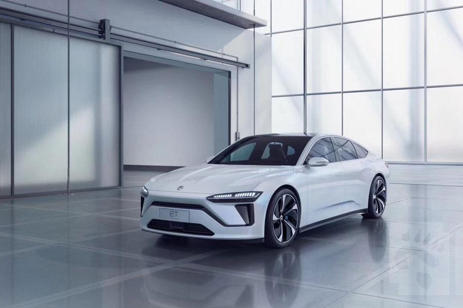 有望年底Nio Day发布 蔚来首款轿车ET7最新消息
