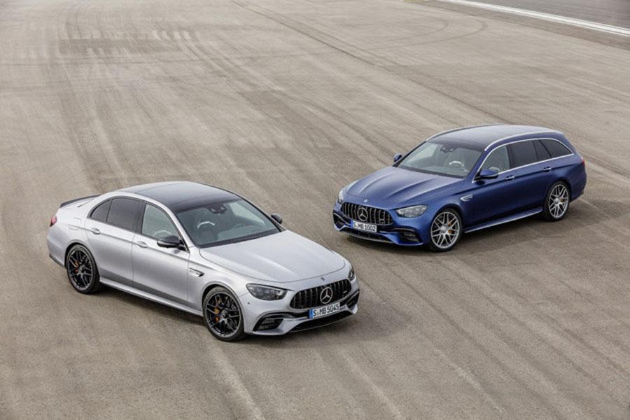 82284.6欧元起售 新款梅赛德斯-AMG E级开启预定