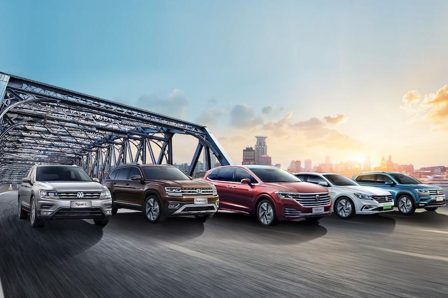 半年交付58.7万辆 上汽大众蝉联单一品牌销冠