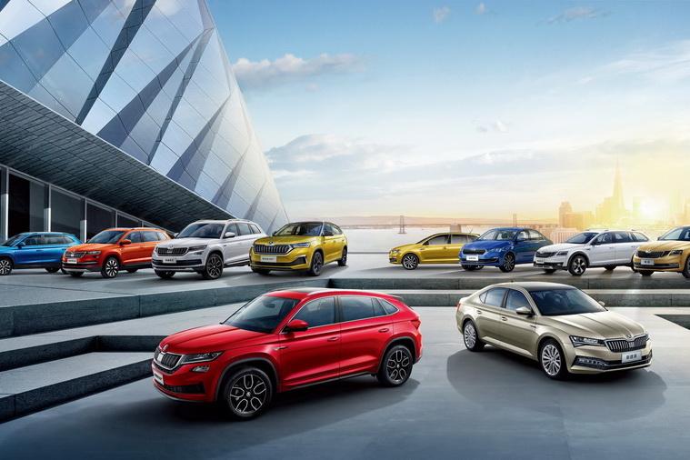 中国汽车销售满意度报告发布  斯柯达排名提升