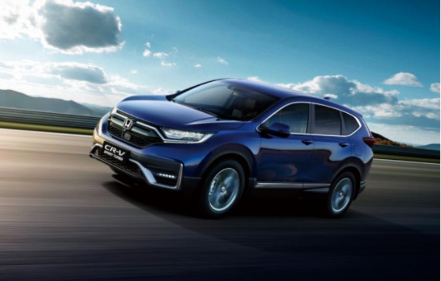 售价16.98-27.68万 东风Honda新CR-V正式上市