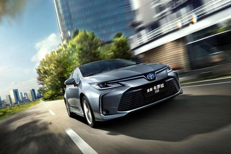 智能科技全面升级 一汽丰田2021款卡罗拉上市