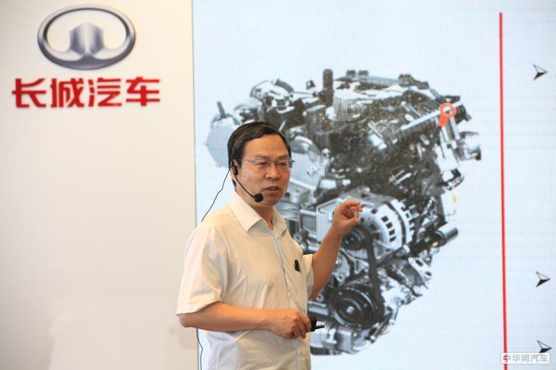 首款9速DCT+高效发动机 长城汽车动力总成发布