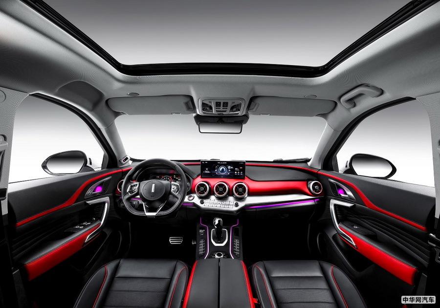全球限量300台 VV7 GT巴博斯版售价25.88万元