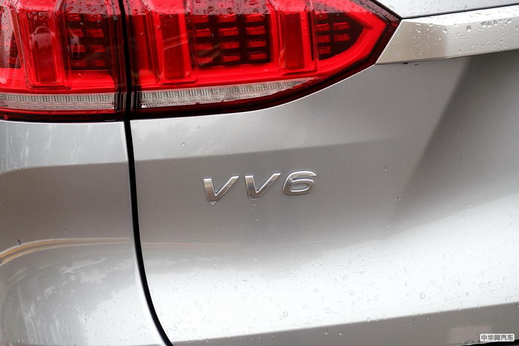 WEY VV6 2021款 2.0T 四驱智驭+ 外观