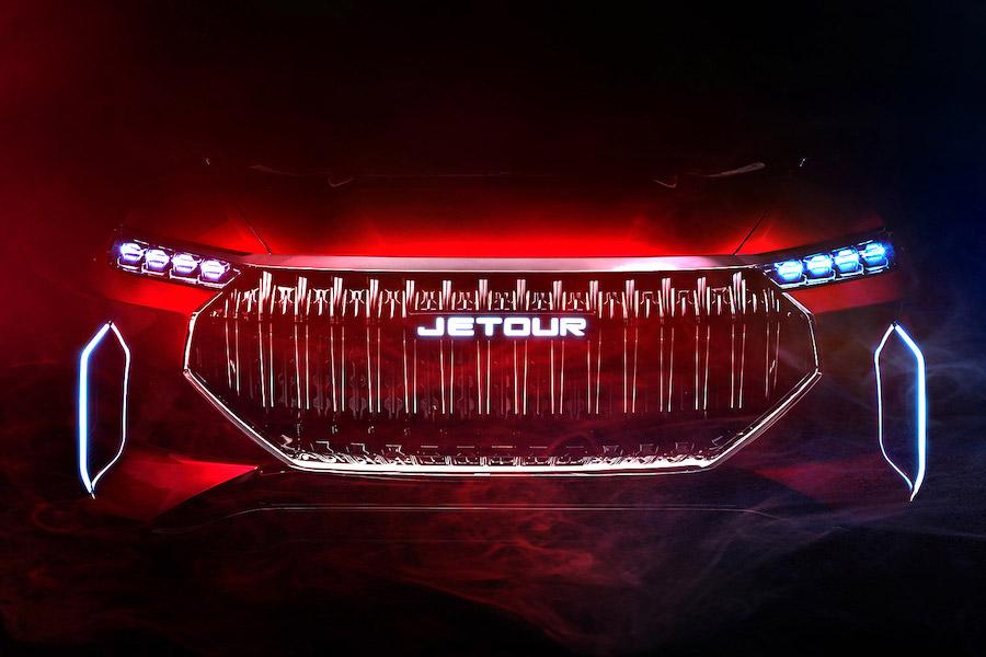 网传捷途X概念车将量产 设计还原度成焦点