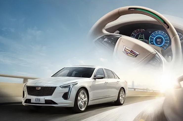 搭超级智能驾驶系统 凯迪拉克新增两款CT6 28T