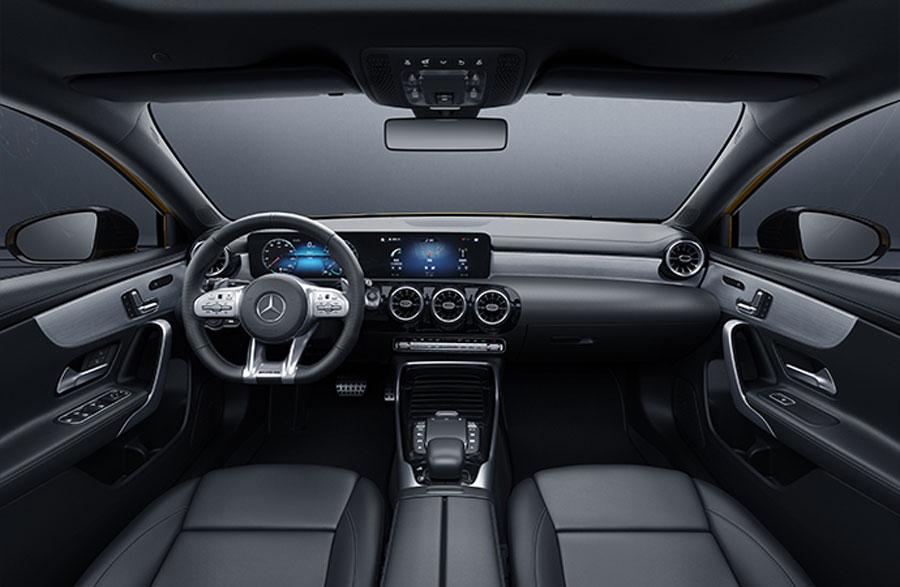 售价43.98万元 全新AMG CLA 35成都车展上市