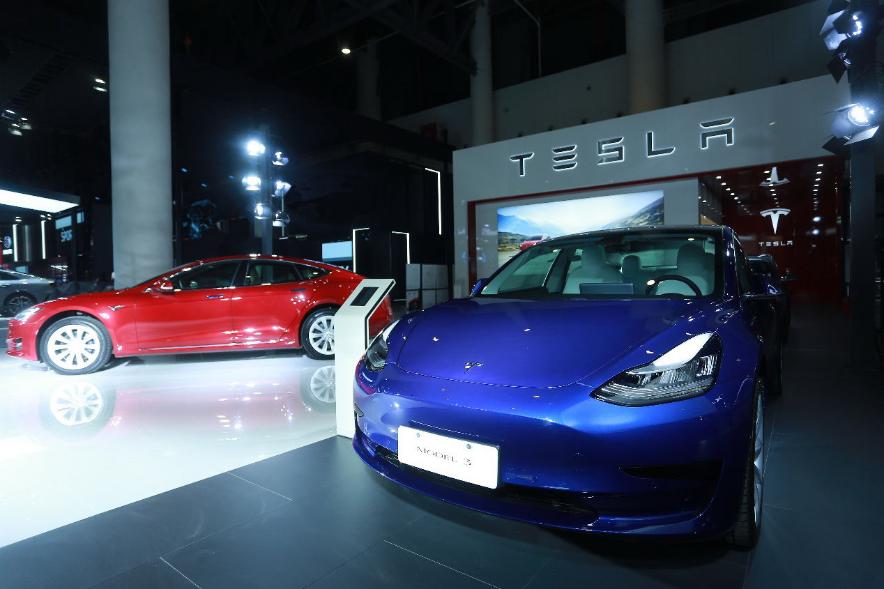 Model 3等 特斯拉携多款车型登陆成都国际车展