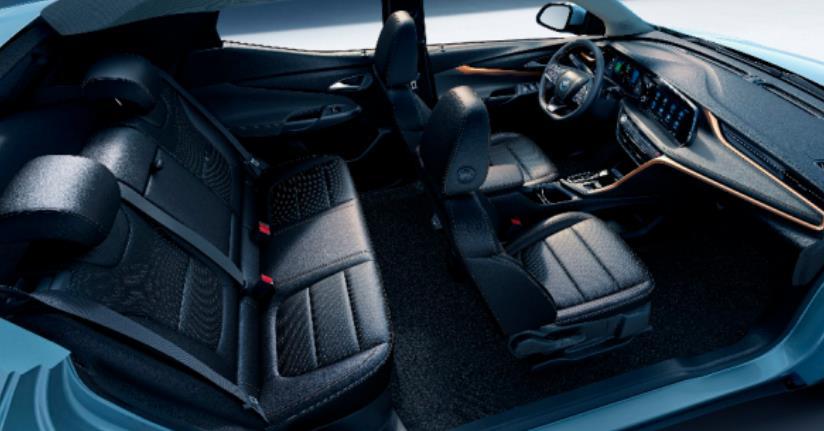 7月24日上市的别克微蓝7新能源电动汽车怎么样