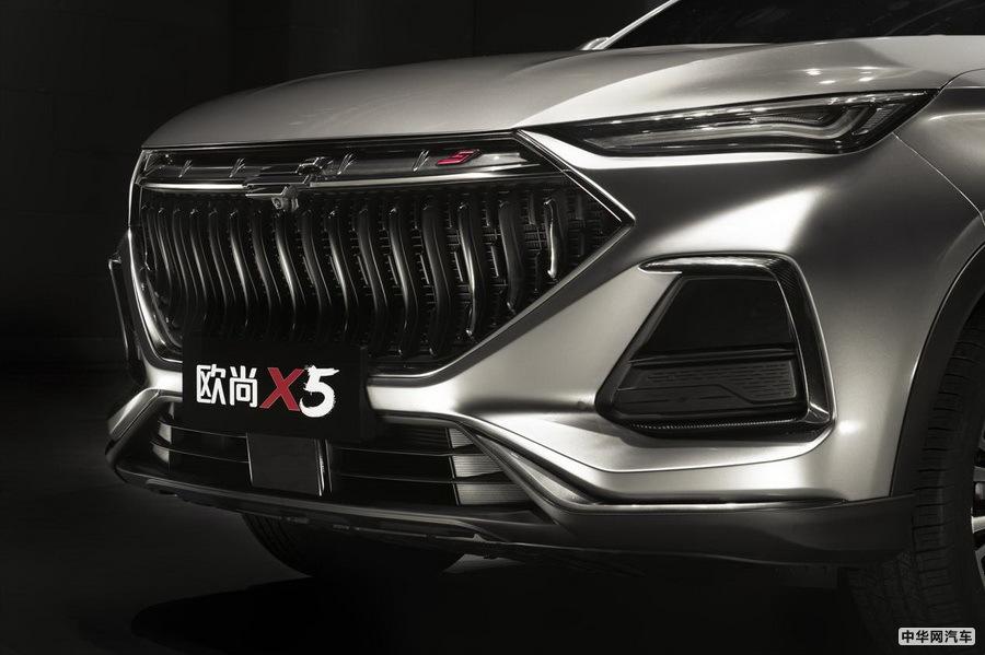 主打10万级SUV市场 长安欧尚X5内饰图首曝