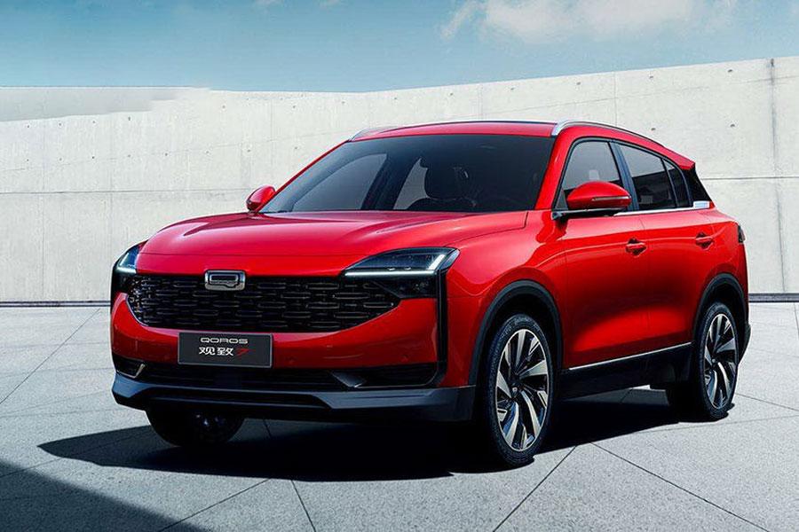 定位紧凑型SUV 观致7将于8月27日正式上市