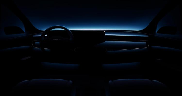 赶紧看,奇瑞捷途X量产车内饰设计图实在太惊艳