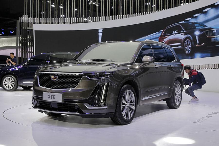 售价44.57万元 凯迪拉克XT6新增车型上市