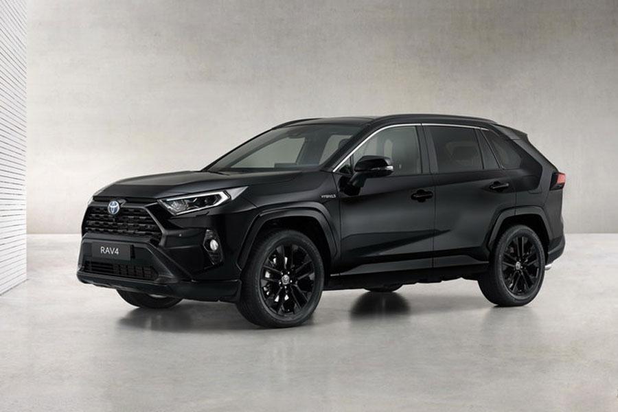 将于10月份交付 丰田RAV4推出黑色特别版
