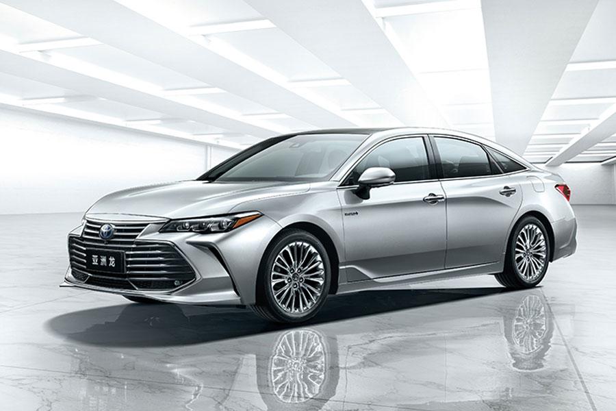 将本月内上市 丰田亚洲龙将推两款全新车型