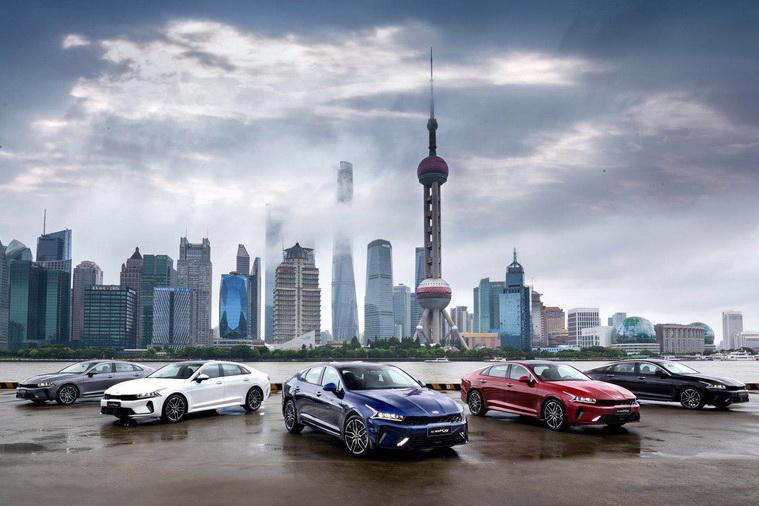 同比增长17.5% 东风悦达·起亚7月销量公布